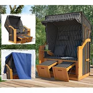 Strandkorb Xxl Volllieger : strandkorb ostsee volllieger xxl schutzh lle gartenliege ~ Watch28wear.com Haus und Dekorationen