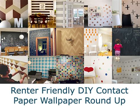 Contact Paper Wallpaper  Temporary Home Living Solutions