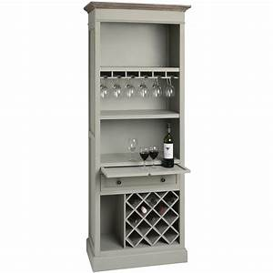 New Lyon Tall Drinks Cabinet