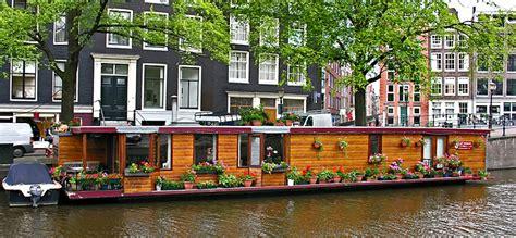 Appartamenti Amsterdam Economici Centro by Houseboat Le Galleggianti Amsterdam