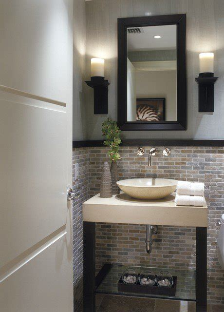 small 1 2 bathroom ideas 25 modern powder room design ideas