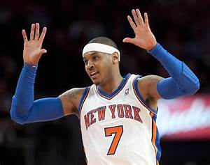 Would Coach Brad Stevens Want Carmelo Anthony on the ...  Carmelo