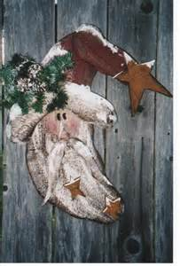 Primitive Christmas Wood Craft Patterns