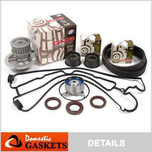 Suzuki Forenza Reno Timing Belt Gmb Water Pump