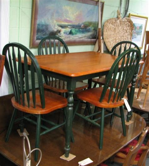 fascinating country kitchen table  chairs  dark