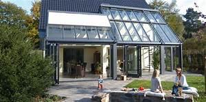 einen wintergarten passend zum haus planen wohnen With garten planen mit wintergarten balkon selber bauen