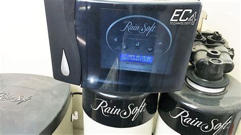 softener water rainsoft system softner