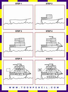 32 best images about how to draw ships on Pinterest | The ...