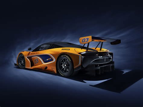 Mclaren 720s Gt3 On Track For 2019 Race Debut Autoevolution