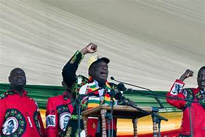 Zimbabwe's President Emmerson Mnangagwa Unharmed After ...