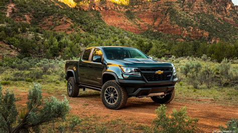 Chevrolet Colorado Picture by Cars Desktop Wallpapers Chevrolet Colorado Zr2 Crew Cab 2017