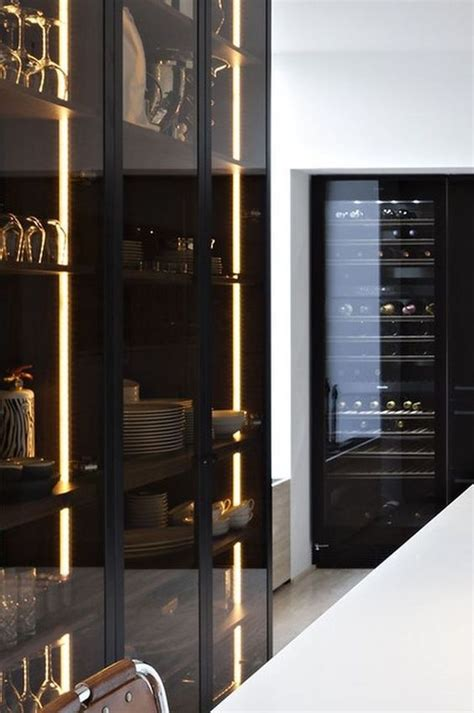 edgy ways   smoked glass  home decor shelterness