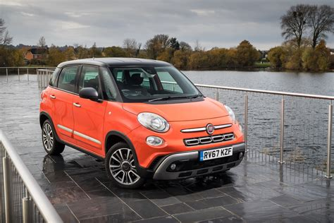 How Much Is A New Fiat by New Fiat 500l Arrives In The Uk Priced From 163 16 195