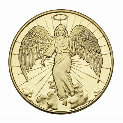 Angel Guardian Coins Uncirculated P2061