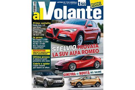 Www Al Volante 200 In Edicola Il Nuovo Numero Di Alvolante