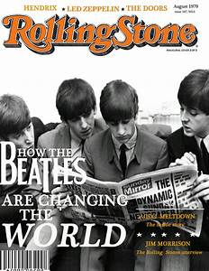 The rolling stones magazine cover beatles stone and for Rolling stone magazine cover template