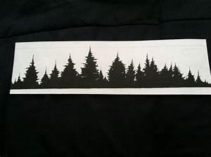 Tree Line Silhouette Tattoo | www.pixshark.com - Images ...