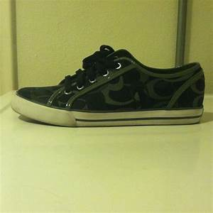 46% off Coach Shoes - Women's Coach Tennis Shoes US Size 9 ...