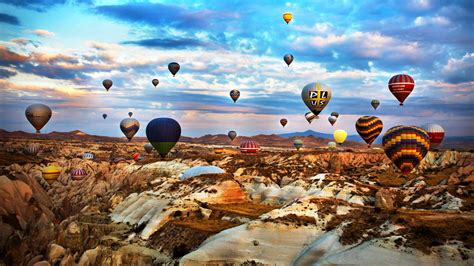 Over The Moon in Cappadocia – A Traveller's Wish List