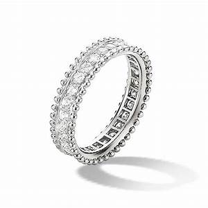 eternity rings a symbol of everlasting love With van cleef wedding ring