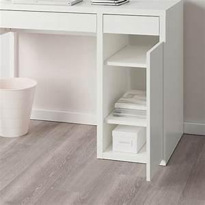 Ikea Schreibtisch Glasplatte : micke desk white ikea ~ Watch28wear.com Haus und Dekorationen
