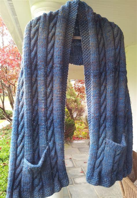 esprit scarf bulky yarn afghan knitting patterns sweater