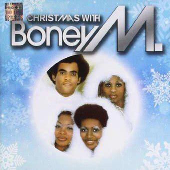 christmas with boney m cd 2015 sony oldies com