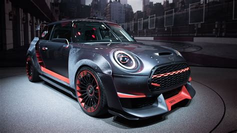 Mini Picture by 2017 Mini Cooper Works Gp Concept Top Speed