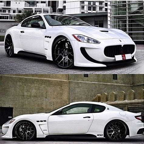 Mean Maserati Anyone Know The Model?  Luxury Car