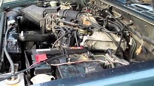 Mitsubishi Montero 3 0 1987