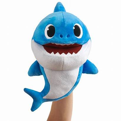 Babyshark Puppets Song Pinkfong Wowwee