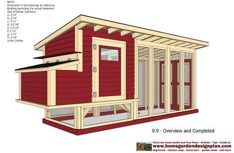 home garden plans  chicken coop plans construction