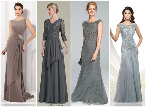 Mother Of The Bride Dresses : 18 Long Length Mother Of The Bride And Groom Dresses