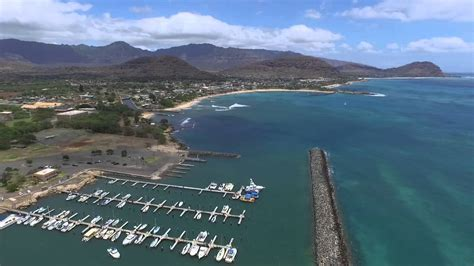 Boat Harbor by Waianae Boat Harbor Hawaii Sea Fishing