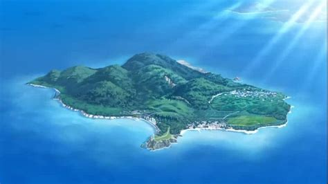 anime island down paradise lost m f