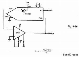 Dac Controlled Ctmplifier - Basic Circuit