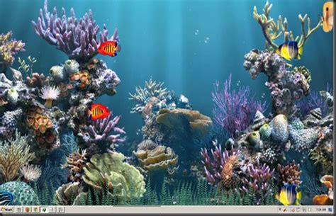 wallpaper animasi ikan bergerak  android