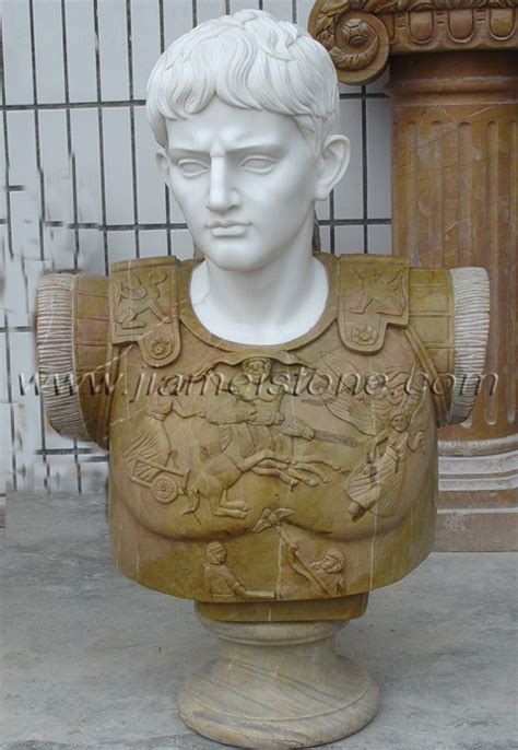 bust  marble bust stone bust head portrait famous