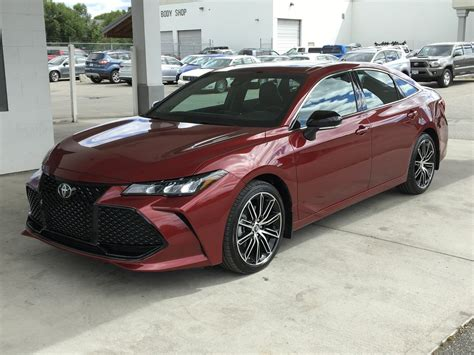 2019 Toyota Avalon Xse by New 2019 Toyota Avalon Xse Premium Paint 4 Door Car In