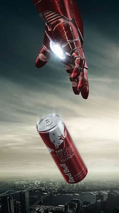 Iphone Avengers Redbull Jarvis Creative Wallpapers Iphoneswallpapers