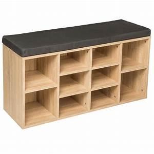 meubles a chaussures etagere armoire en mdf siege 1035 With meuble en mdf c est quoi