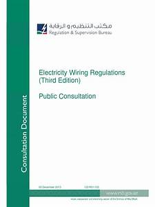 Electricity Wiring Regulations  Third Edition  Public