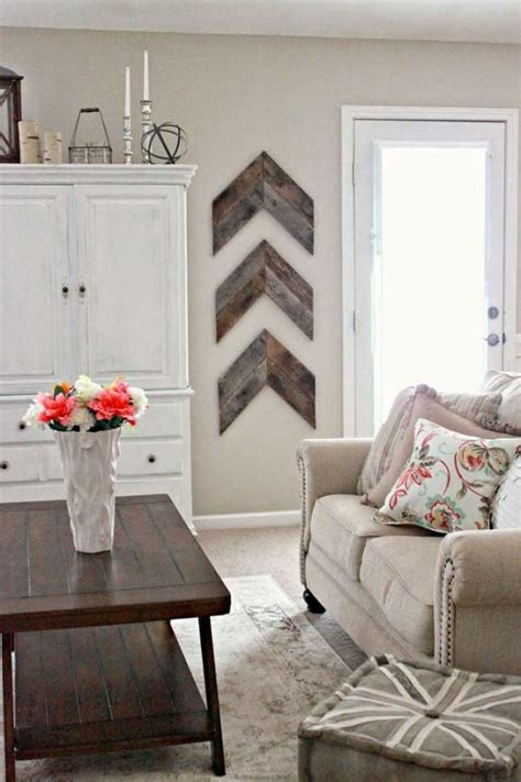 Rustic Chic Home Decor - chic and rustic decor ideas that will warm your