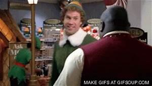 Buddy The Elf GIF - Find & Share on GIPHY