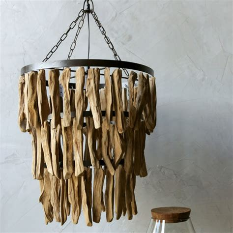 driftwood chandelier 15 chic coastal chandeliers and pendants