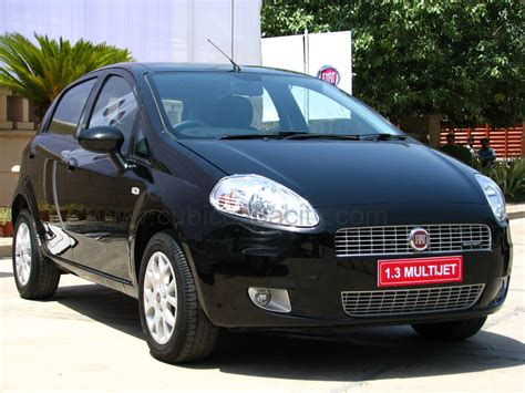 View Of Fiat Grande Punto 19 Emotion Photos Video
