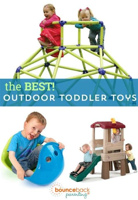 best backyard toys best outdoor toys for toddlers encourage active play