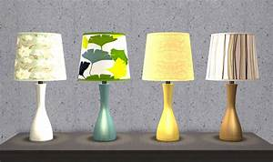 mod the sims oscar table lamp With sims 2 floor lamp
