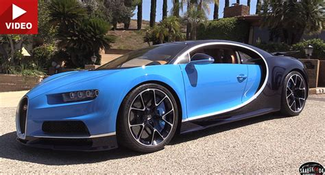 Here's Every Inch Of The Bugatti Chiron