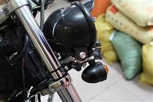 Motorcycle Spot Fog Driving Light Turn Signal Indicator